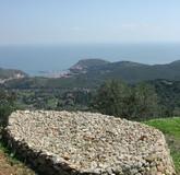panorama dalle vigne di S. Potenziana